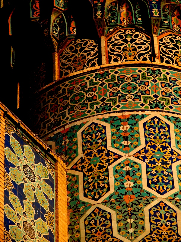 muslim art and architecture - 600×800
